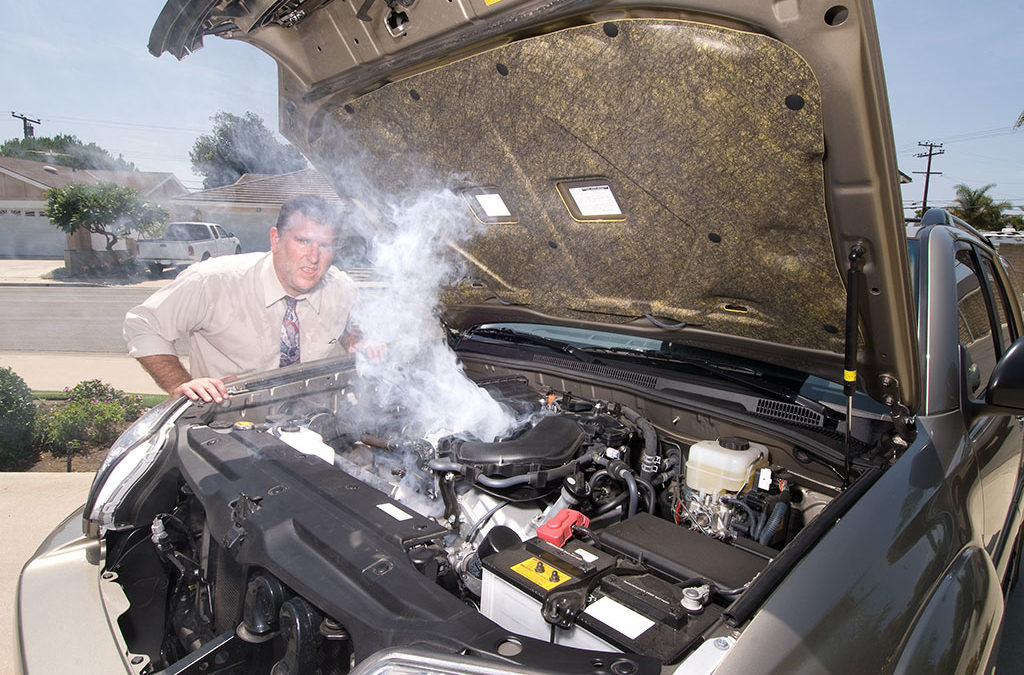Top 6 reasons for car overheating